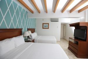 Capital Plaza Hotel, Hotels  Chetumal - big - 7