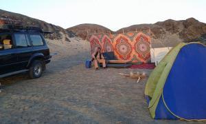 White desert, Campsites  Bawiti - big - 35