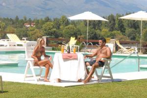 Balcón del Río, Hotel de Campo y Cabañas, Hotely  Mina Clavero - big - 25