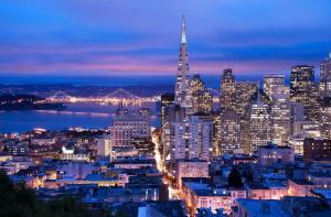 Global Luxury Suites at Pine Street, Apartments  San Francisco - big - 1