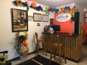 SanTonio Casa Hostal, Penzióny  Cali - big - 84