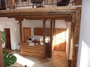 Ubytování Podolí U Křížku, Penziony  Telč - big - 1