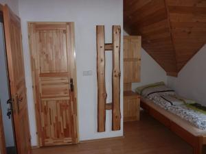Ubytování Podolí U Křížku, Penziony  Telč - big - 8