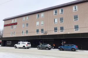 Travelodge by Wyndham Whitecourt, Szállodák  Whitecourt - big - 59
