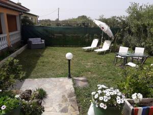 Villa by the Sea Spiros and Giota