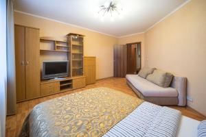 Comfortable apartment in Saint Petersburg, Ferienwohnungen  Sankt Petersburg - big - 10
