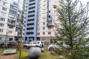 Comfortable apartment in Saint Petersburg, Ferienwohnungen  Sankt Petersburg - big - 5