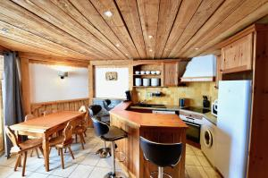 Ancolies Val Thorens, Aparthotely  Val Thorens - big - 24