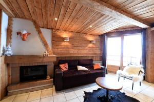 Ancolies Val Thorens, Aparthotely  Val Thorens - big - 45