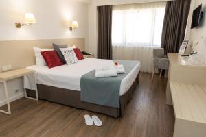 Hotel Black Tulip - Porto Gaia, Szállodák  Vila Nova de Gaia - big - 14