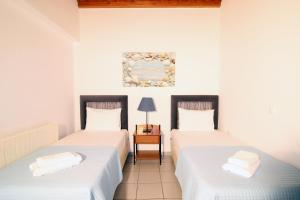 Villa Oceania, Aparthotels  Tourlos - big - 9