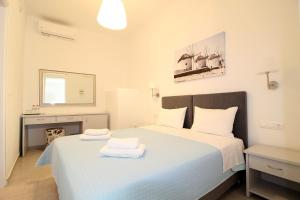 Villa Oceania, Aparthotels  Tourlos - big - 4