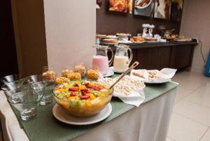 El Hostal del Abuelo, Hotely  Termas de Río Hondo - big - 32