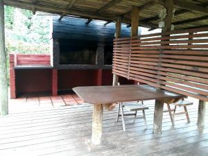 Complejo del Barranco, Lodges  La Pedrera - big - 14