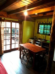 Complejo del Barranco, Lodges  La Pedrera - big - 12