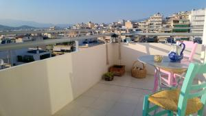 Bright apt, amazing view!, Apartments  Athens - big - 21