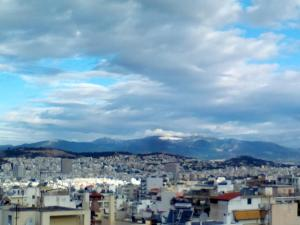 Bright apt, amazing view!, Apartments  Athens - big - 71