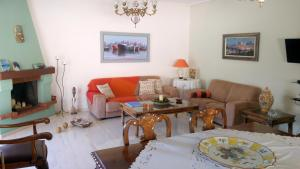 Bright apt, amazing view!, Apartments  Athens - big - 8