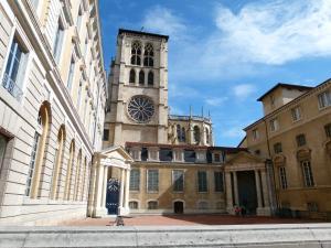 Perrache Sainte Blandine, Апартаменты  Лион - big - 9