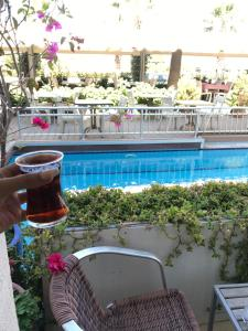 Marin-A Hotel, Отели  Тургутреис - big - 9