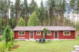Chata Stuga Ejen Leksand Švédsko