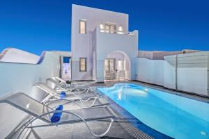 Santorini Blue Senses Villas