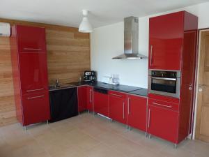 Villa Les Roses Noires, Case vacanze  Singleyrac - big - 4