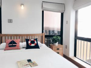 Passion Apartment, Apartmanok  Ho Si Minh-város - big - 41