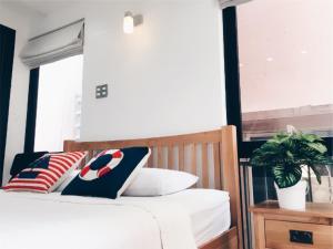 Passion Apartment, Apartmanok  Ho Si Minh-város - big - 40