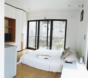 Passion Apartment, Apartmanok  Ho Si Minh-város - big - 34