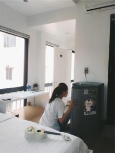 Passion Apartment, Apartmanok  Ho Si Minh-város - big - 32