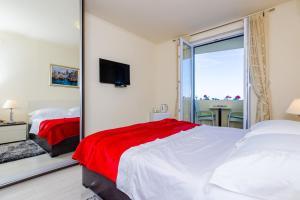Deluxe Sunset Room, Affittacamere  Dubrovnik - big - 63