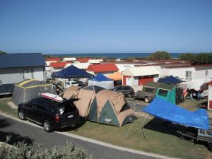 Seaspray Beach Holiday Park, Dovolenkové parky  Dongara - big - 44