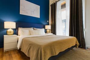 Constantine apartments, Apartments  Athens - big - 28