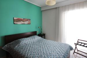 Joyful Turquoise Apt in Athens Historic Centre, Apartmanok  Athén - big - 30