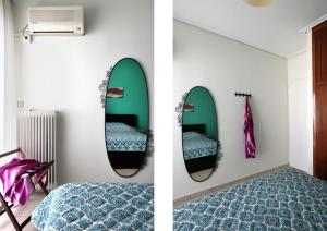 Joyful Turquoise Apt in Athens Historic Centre, Apartmanok  Athén - big - 39