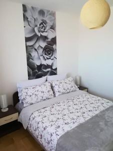 Apartman Čarolija, Apartments  Bijeljina - big - 9