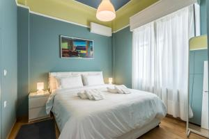 RED Luxury Athens-top sightseeing location, Apartments  Athens - big - 3