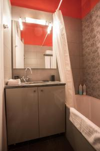 RED Luxury Athens-top sightseeing location, Apartments  Athens - big - 7