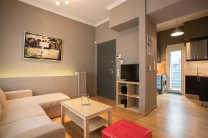 RED Luxury Athens-top sightseeing location, Apartments  Athens - big - 15