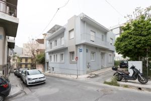 RED Luxury Athens-top sightseeing location, Apartments  Athens - big - 24