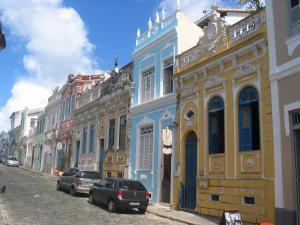 Pousada Casa Vila Bela, Penziony  Salvador - big - 21