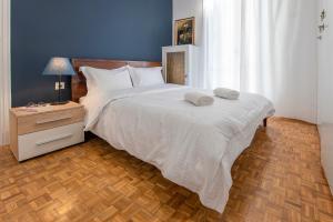Petralona Cosy Penthouse, Apartmány  Atény - big - 3