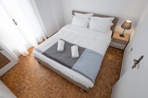 Petralona Cosy Penthouse, Apartmány  Atény - big - 22