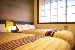 Hotel Rakurakuan, Hotels  Kyoto - big - 26