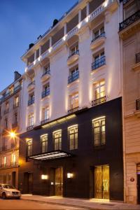Hotel Marignan Champs-Elysées, Отели  Париж - big - 76