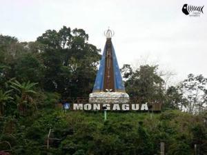 Apartamento no Centro de Mongaguá, Apartmány  Mongaguá - big - 24