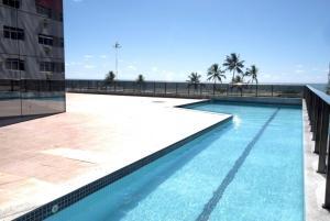 Flat na Praia de Boa viagem, Aparthotely  Recife - big - 3