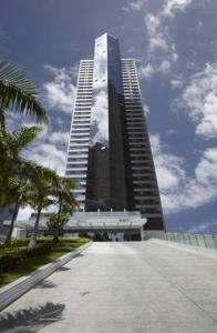Flat na Praia de Boa viagem, Aparthotely  Recife - big - 5