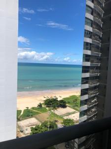 Flat na Praia de Boa viagem, Aparthotely  Recife - big - 13
